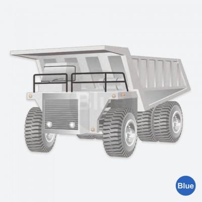 Seguimento de Construção: Caminhão Basculhante
