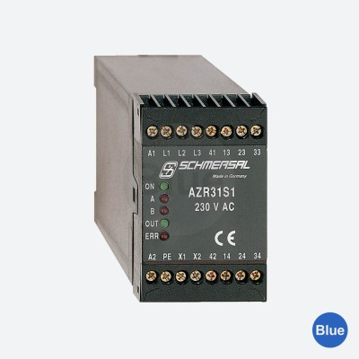 Relé de Monitoramento AZR 31S1 - Schmersal