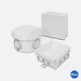 Caixa AcquaBOX ABS com Fechamento a Pressão 305X / 302X / 306X - Famatel