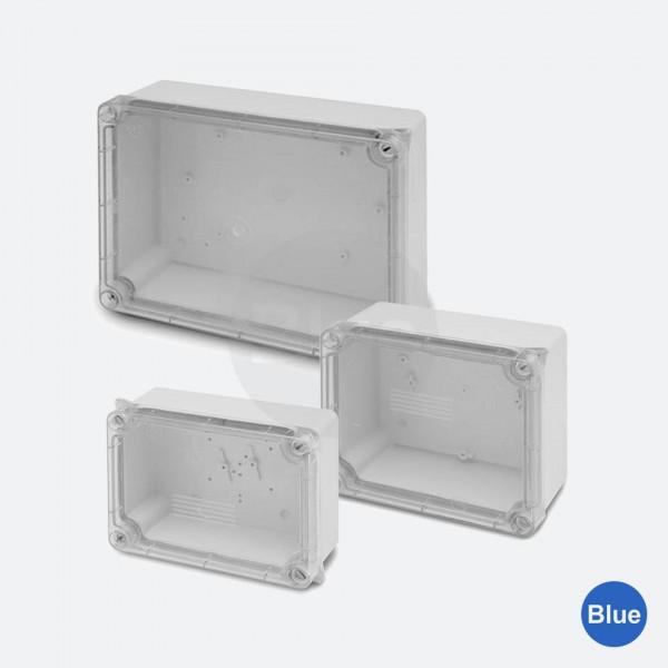 Caixa AcquaBOX ABS IP55 com Tampa Transparente 304X - Famatel