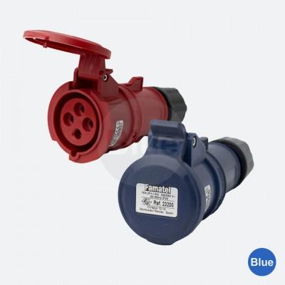 Tomadas Industriais IP44 - Famatel