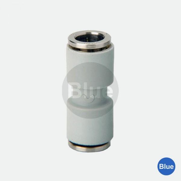 União de Tubo Plástica Reta 7580 - Camozzi