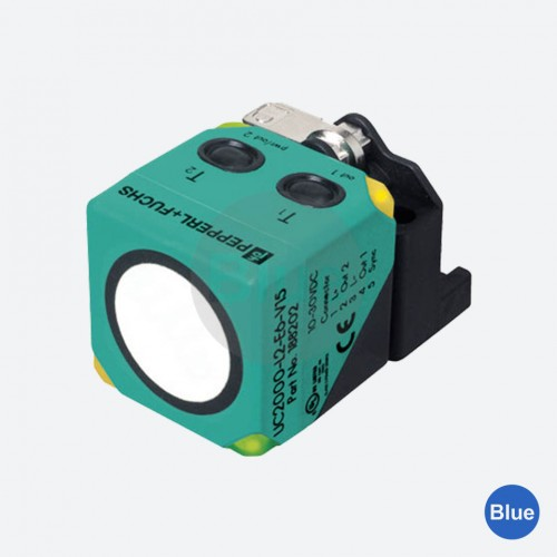 Sensor Ultrassônico UC4000-L2-E6-V15 - Pepperl+Fuchs