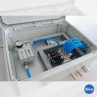 Painéis Pneumáticos - Blue