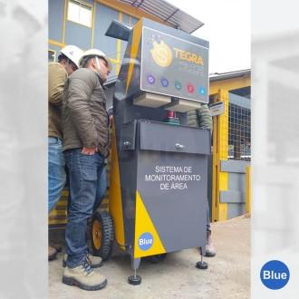 Projetos Especiais: Scanner para Construção Civil - Blue